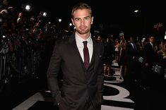 """Why Theo James Doesn't Want To Be Defined By """"Divergent"""" #Celebrities"""