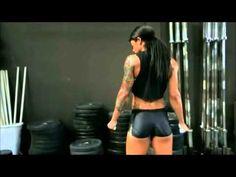 Mankofit (Female Fitness Superstar) (HD) (Music) - YouTube