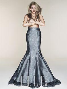 CL of 2NE1 for Elle October 2014