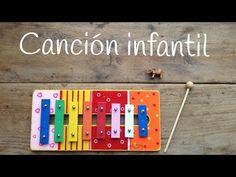 Canciones infantiles con xilófono: A Dormir, la bonita canción de cuna - Juntines.com