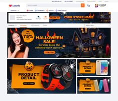 Buy Store Design Templates, Traffic Acquisition, Others from Big Bolt Design Studio & much more at Big Bolt Themes. Halloween Sale, It Works, Nailed It