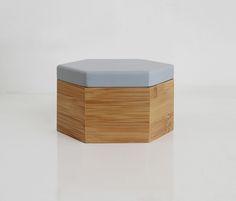 HEX BOX MEDIUM COLOUR - Designer Behälter / Boxen von Evie Group ✓ Alle Infos ✓ Hochauflösende Bilder ✓ CADs ✓ Kataloge ✓ Preisanfrage ✓..