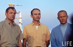 """Chris Hadfield on Twitter: """"These 3 took a calculated risk that inspired my life. Thank you Neil, Mike & Buzz. 20 July 1969 @NASA @TheRealBuzz https://t.co/EK5IP6oYPj"""""""