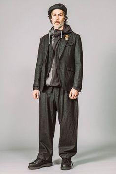 Engineered Garments Autumn/Winter 2017 Menswear Collection