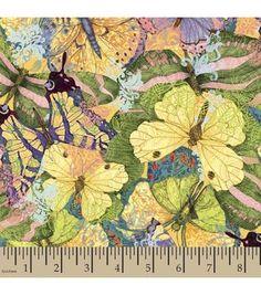 Premium Quilt Prints- Susan Winget  Packed Brigadoon
