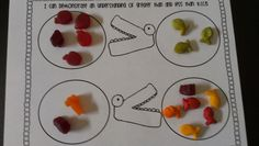 Little Minds at Work: Common Core aligned snack!! Oh yes!!