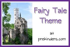 Pre-K & Preschool theme ideas for learning about fairy tales Find more Fairy Tales Activities for Pre-K Books Check here for a complete list of Fairy Tale Books The Three Little Pigs {Art} We make List Of Fairy Tales, Fairy Tales Unit, Preschool At Home, Preschool Themes, Preschool Classroom, Classroom Themes, Dragons, Fairy Tale Activities, Fairy Tale Theme