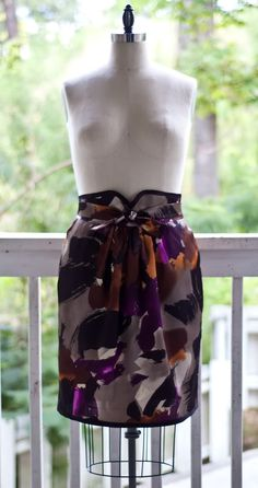 Instant Gratification! Cynthia Rowley/Simplicity 2512 | Erica B.'s - D.I.Y. Style!