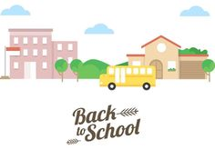 Free vector Back To School Vector Back To School Wallpaper, Cartoon School Bus, Energy Bus, Bus City, School Border, School Template, Chalkboard Vector, School Icon, School Chalkboard