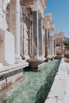 Ancient City, Ancient Ruins, Ancient Rome, Ancient Greece, Ancient Artifacts, Ancient History, Antalya, Roman Architecture, Ancient Architecture