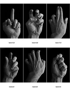 Hand Poses | www.romanperona.com by Roman Perona, via Flickr