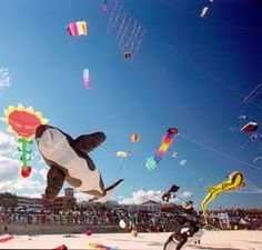 The popular Festival of the Winds (Bondi) is back this Sunday, the 8th of September! It's Sydney's largest kite flying festival with lots of entertainment including kite-flying, multicultural performances, workshops, art exhibition, food stalls and kids' activities.