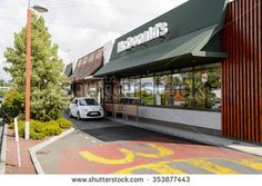 Find fast food restaurant exterior stock images in HD and millions of other royalty-free stock photos, illustrations and vectors in the Shutterstock collection. Thousands of new, high-quality pictures added every day. Restaurant Exterior, Fast Food Restaurant, Vectors, Royalty Free Stock Photos, Pictures, Image, Photos, Photo Illustration, Resim
