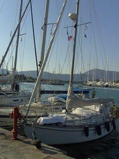 GRECE 4.1.1 En mer Ionienne 2008 Pf 5.1