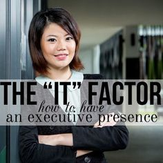 Want to command the room? Here's how to have executive presence in a meeting and leave everyone wanting more.