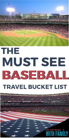 The must see baseball travel list you have to see at least once If you love baseball you have to have a baseball travel bucket list to see in your lifetime. This is a great list. Travel Baseball, Baseball Park, Clemson Baseball, Baseball Photos, Sports Baseball, Softball, Travel List, Travel Advice, Car Travel