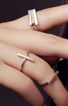 Bar rings