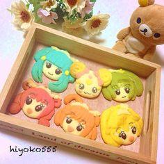 Smile Precure cookie