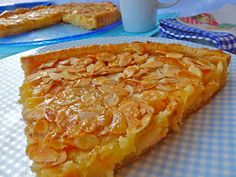 La cocina de Piescu: Tarta casera de almendras Sweet Cooking, Cake Gallery, Almond Recipes, Sin Gluten, Just Desserts, Sweet Recipes, Macaroni And Cheese, Easy Meals, Cooking Recipes