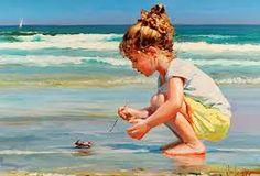 pinturas oleo paisajes playas - Buscar con Google