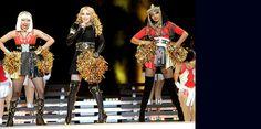 Madonna, Nicki Minaj & M.I.A en el Super Bowl