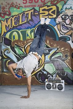 FREEZE. DANCE.  Stephen 'Twitch' Boss.