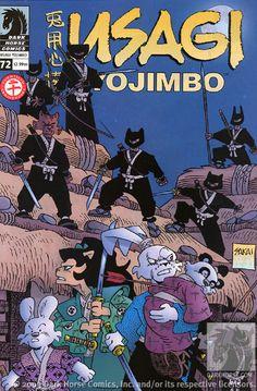 The Neko Ninja are back--and more deadly than ever!--in this exciting new installment of Stan Sakai's award-winning adventure series, Usagi . Comic Book Characters, Comic Books, Fictional Characters, Usagi Yojimbo, Couple Cartoon, Image Comics, Dark Horse, Teenage Mutant Ninja Turtles, Comic Covers