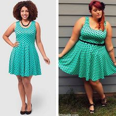 On plus size mannequin, on real beautiful plus size women!