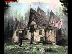 Samberk Frantisek - Hrôzostrašná noc (rozhlasová hra) - YouTube