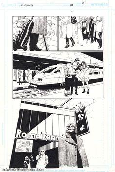 Month of Art Stars: Artist's Choice - Eduardo Risso | Comics Should Be Good @ CBR