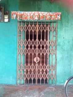One of the many beautiful doorways of Georgetown Penang Photo by jadoretotravel