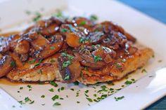Chicken Marsala Recipe | HCG Diet Recipes Made Simple