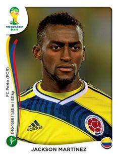 Colombia - Jackson Martínez