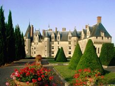 Interior Chateau De Langeais | castello di langeais