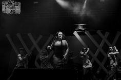 Fangoria+Nancys Rubias @Jardines de Viveros (Valencia)