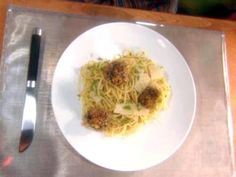 Baked Meatballs Recipe | Alton Brown | Food Network