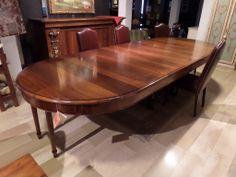 tavolo luigi filippo allungabile