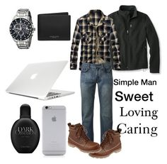 """#Who Am I Contest"" by willfongdanielle on Polyvore featuring Citizen, Moshi, L.L.Bean, Urban Pipeline, Calvin Klein, Michael Kors, Native Union, men's fashion and menswear"