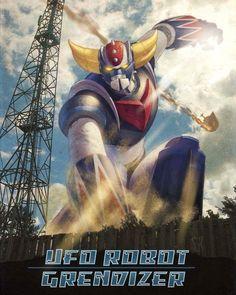 GoldorakGrandizerGrendizerGirindaiza by StephaneRoux on DeviantArt Old Cartoon Movies, Old Cartoons, Japanese Show, Japanese Cartoon, Gundam, Manga Anime, Anime Art, Robot Cartoon, Japanese Superheroes