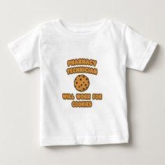Pharmacy Technician  Will Work for Cookies T Shirt, Hoodie Sweatshirt