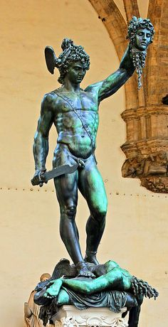 medusa sculpture, Florence, Italy | Recent Photos The Commons Getty Collection Galleries World Map App ...