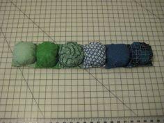 Bubble Quilt – Puff Blanket – Biscuit Quilt   Awaiting Ada