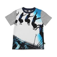 Renzo T-shirt/Grey Melange