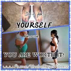 Ms. Bling's Fitness and Motivation: DO IT FOR YOURSELF!