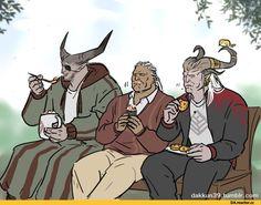 dakkun39,Железный бык,DA персонажи,Dragon Age,фэндомы,Стэн (DA),Аришок