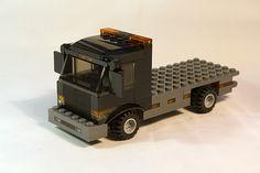 LEGO MOC Flatbed Truck https://www.youtube.com/watch?v=b-NaFmbE5Qk