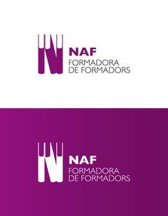 New #brand. NAF dedicated to #study skills, #pedagogy and #teaching #2013 #design #logo #logotype #id