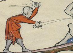 BNF Français 95 Histoire du Saint Graal / Histoire de Merlin Dating     1280-1290 From     North, Francia