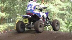 Quad rennen - Quad Klasse - Jump & Race - 34. Vellahner ADAC Video Momen...