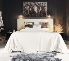 19 спален в нейтральной цветовой палитре Ñ